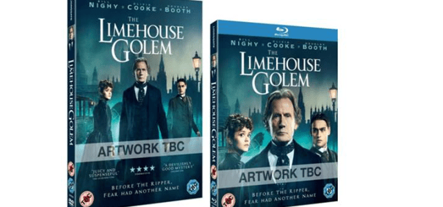 The Limehouse Golem Home Entertainment Release Details
