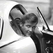 Fine Art Publisher Set To Release Rare Roger Moore Photos From TV Show The Saint