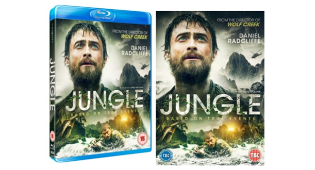 Jungle Home Entertainment Release Details