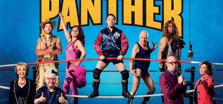 Grapple With The Walk Like A Panther Trailer