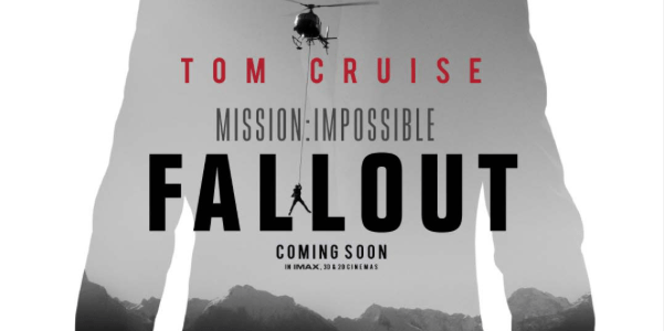 Mission: Impossible – Fallout Poster Released