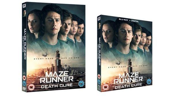 Maze Runner: Death Cure Home Entertainment Release Details
