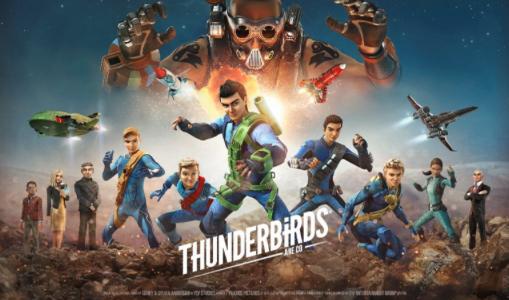 Thunderbirds Are Go Season 3 To Debut This Spring On CITV