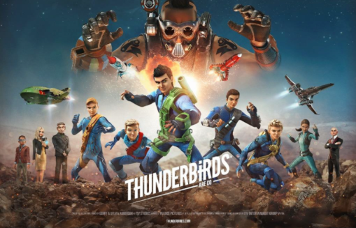 Thunderbirds Are Go Season 3 To Debut This Spring On CITV