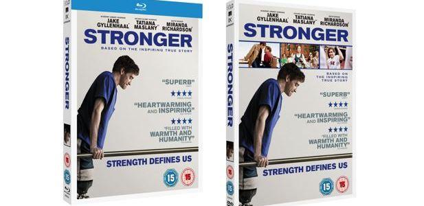 Stronger Home Entertainment Release Details