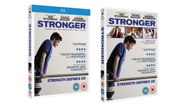 Stronger Home Entertainment Release Details