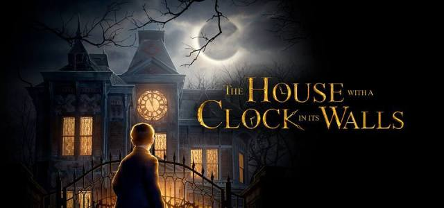 New Teaser Trailer Arrives For The House With A Clock In Its Walls