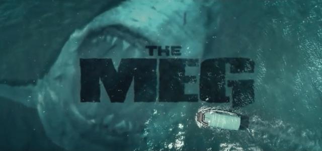 Chomp On The First Trailer For The Meg Starring Jason Statham