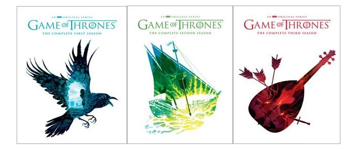 Limited Edition Game of Thrones Box Sets Available For Pre-Order