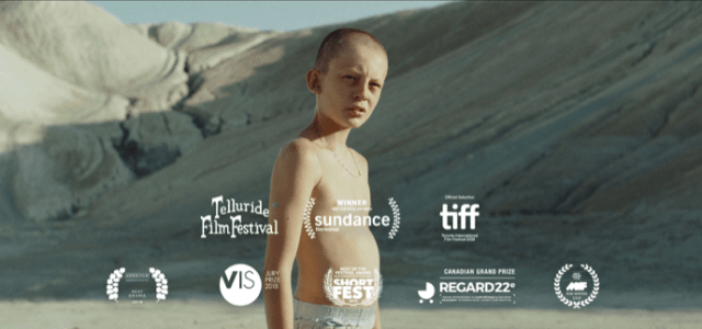 """Jeremy Comte's award-winning film""""Fauve"""" will have a  Vimeo Staff Pick Premiere on October 3rd"""