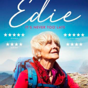 EDIE will be available on Digital Download from 17th September, and on DVD & Blu-ray from 29th October.