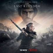 The third instalment of The Last Kingdom, based on Bernard Cornwell's best-selling books, will launch on Netflix on November 19.