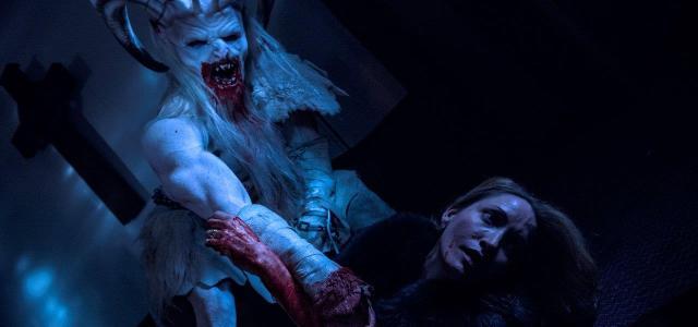 Festive fright aplenty in December as Horror Channel serves up Zombies elves, Xmas demons, a deranged babysitter & William Shatner