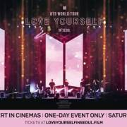 K-pop Sensation BTS's World Tour on the Big Screen