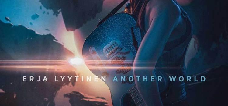 Erja Lyytinen Releases New Studio Album ' Another World' on Apr 26