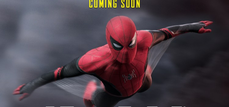Spider-Man™: Far From Home Will Be Specially Formatted For IMAX Cinemas!