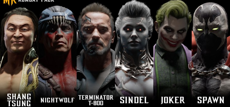 New Mortal Kombat™ 11 Trailer Reveals Iconic Guest Characters – Terminator T-800 and The Joker