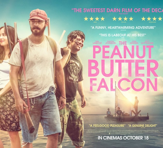 THE PEANUT BUTTER FALCON / Poster and Trailer
