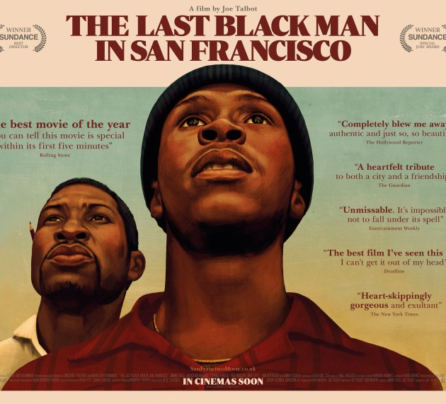 NEW TRAILER AND POSTER   THE LAST BLACK MAN IN SAN FRANCISCO