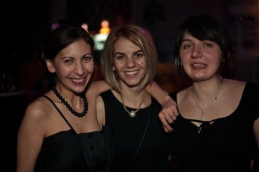 Iulia Rugină, Oana Răsuceanu şi Ana Agopian