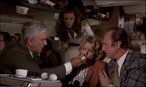 Leslie Nielsen în Airplane!