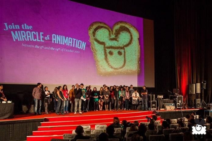 Gala Anim`est 2012. Credit foto - Adi Marineci