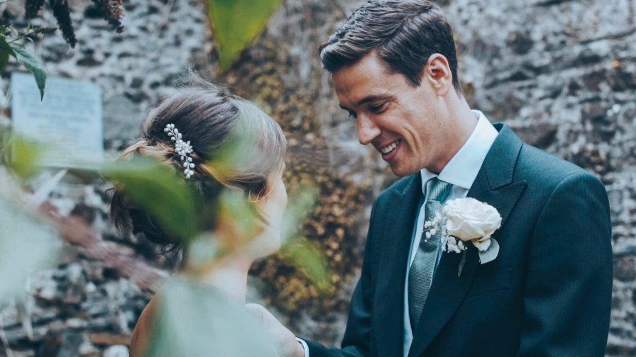 Emma and Richard. Wedding Video in Cork