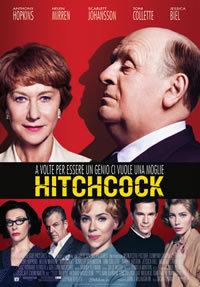 locandina del film HITCHCOCK