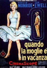 locandina del film QUANDO LA MOGLIE E' IN VACANZA