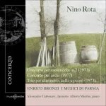 Nino Rota Concert Music CD
