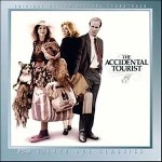 The Accidental Tourist Soundtrack CD
