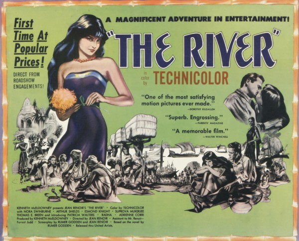 Image result for The River (1951)