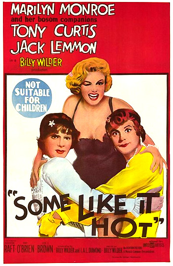 Image result for Some Like It Hot movie shared by medianet.info