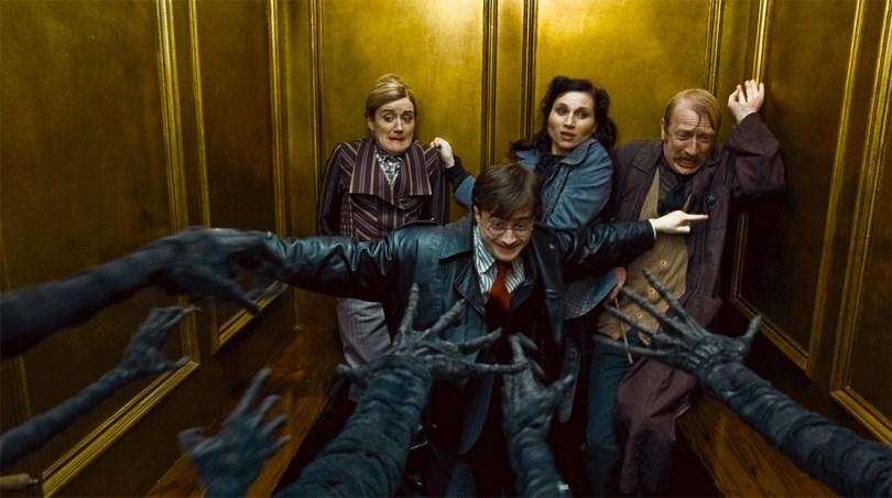 Harry Potter et les Reliques de la Mort (Partie 1)