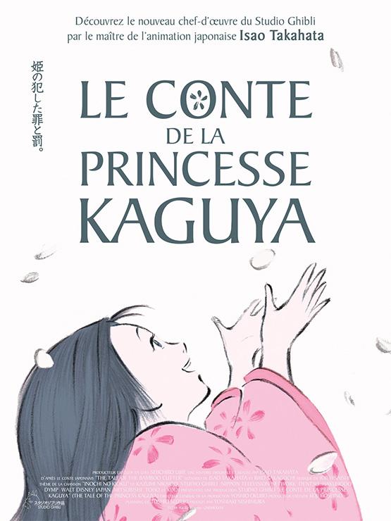Le Conte De La Princesse Kaguya Un Dessin Animé Pour Quel