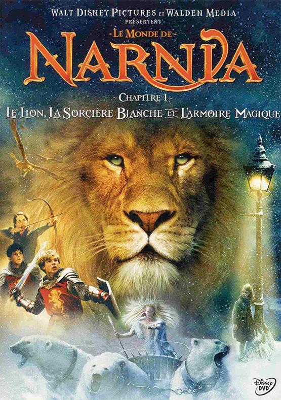 Le Monde De Narnia Films : monde, narnia, films, Monde, Narnia, Lion,, Sorcière, Blanche, L'Armoire, Magique