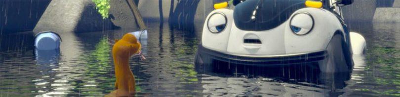 Ploddy, la voiture électrique mène l'enquête