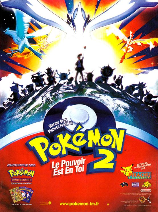 Pokémon Le Film Le Pouvoir Est En Nous : pokémon, pouvoir, Pokémon, Pouvoir, (Pokemon:, Movie, 2000)