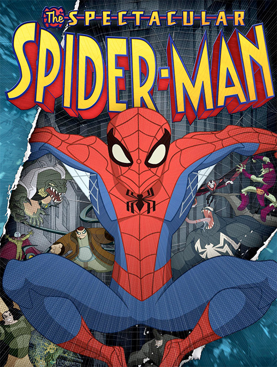 Spectacular Spider Man Une Serie Pour Quel Age Analyse Dvd