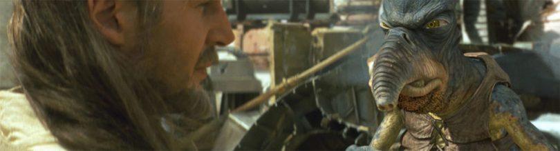 Star Wars: Épisode I - La menace fantôme