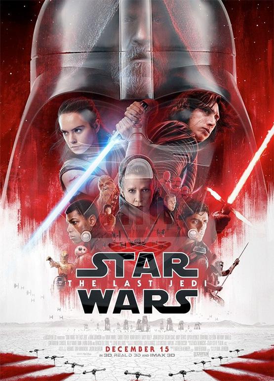 Darsteller Star Wars 8