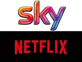 Sky Netflix Partnership
