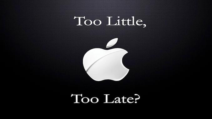 Apple Needs Content