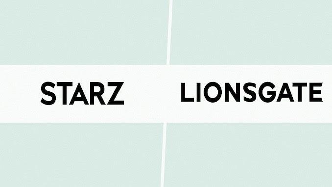 Starz Lionsgate Marriage