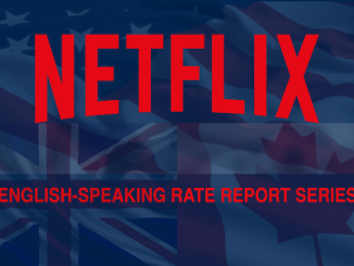 Netflix English-Speaking Rate Report Series 678