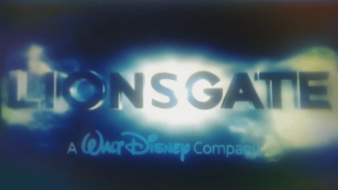 Lionsgate Films Bound For Disney