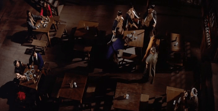 Black Tavern 1972 Shaw Bros
