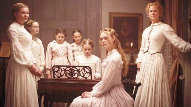 THE BEGUILED (1971) vs THE BEGUILED (2017)