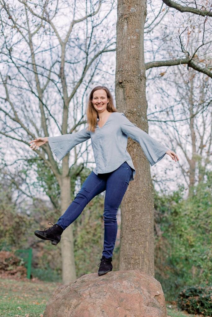 Megan Nielsen Bluse Dove