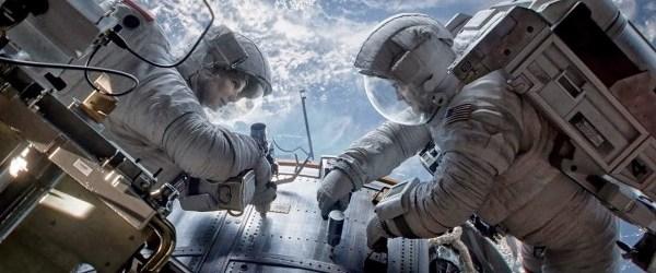 Gravity meets Superman – alternative Szene aus Gravity